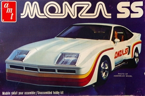 1977 Chevy Monza Ss Coupe Quot Street Custom Quot 1 25