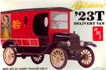 1923 Ford Model 'T' Budweiser Delivery Van (1/25)
