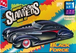 1938 Ford Street Slammers Black Force Snap Kit 1 25 Fs