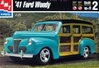 1941 Ford Woody Street Rod (1/25) (fs)