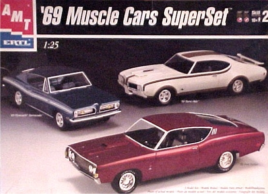 Muscle Cars Superset Fs