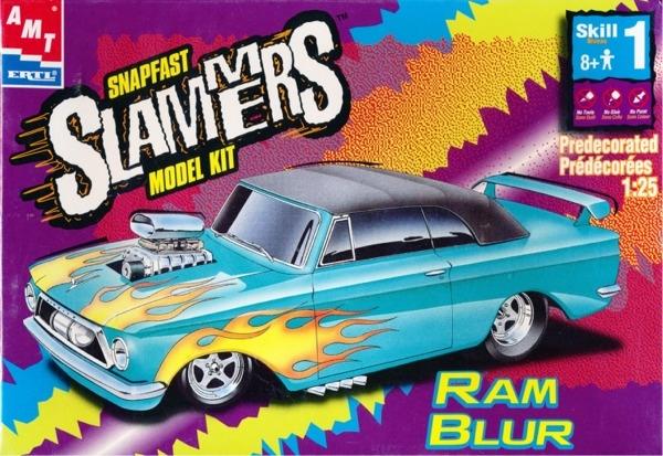 1962 Rambler American Street Slammers Ram Blur Snap Kit 1