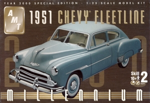 1951 Chevy Fleetline (2 'n 1) (1/25) (fs)