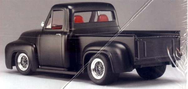 Amt on 1941 Ford Sedan Delivery