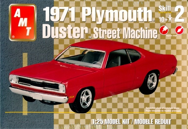 1971 Plymouth Duster Street Machine 1 25 Fs