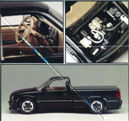 1997 Chevy S-10 Xtreme Pickup (1/25) (fs)