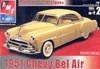 1951 Chevrolet 'Chevy' Bel Air Coupe  (1/25) (fs)