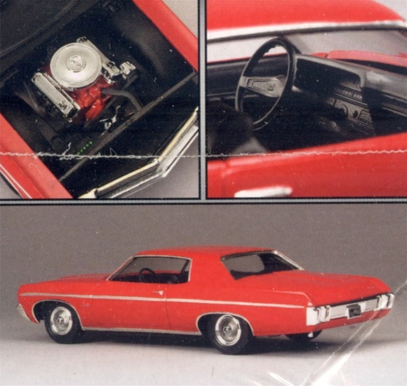 1970 Chevy Impala Ss Hardtop 3 N 1 1 25 Fs