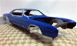 1966 Buick Riviera Lowrider ProShop Pre-Painted Royal Blue (1/25) (fs)