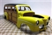 1941 Ford Woody ProShop Pre-Painted Yellow (1/25) (fs)