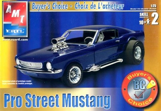 international mustang vintage testors rockwell