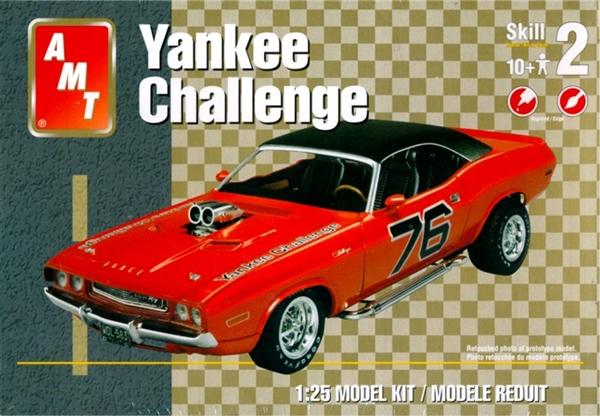 Amt on 1971 Dodge Challenger