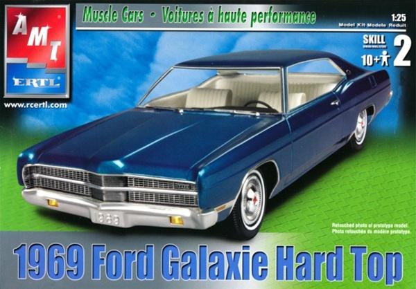 1969 Ford Galaxy Xl 500 Hardtop 1 25 Fs