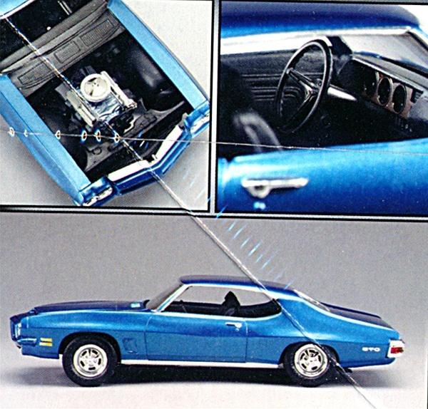 1972 Pontiac Gto 2 N 1 1 25 Fs