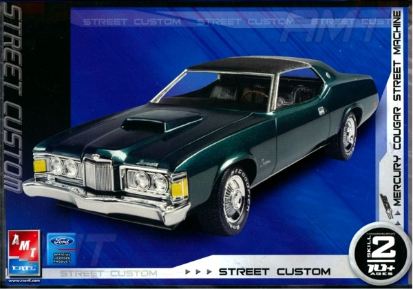 Aftermarket Mustang Parts >> 1973 Mercury Cougar (1/25) (fs)