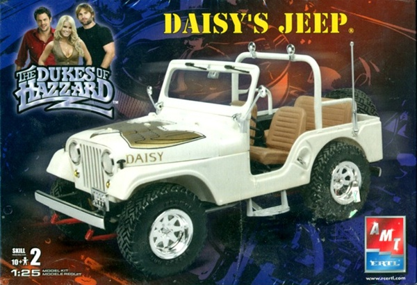 Dukes Of Hazzard Daisy S Jeep Cj 5 1 25 Fs