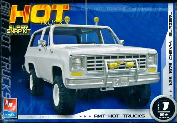 1975 Chevy Blazer Snap Kit (1/25) (fs)