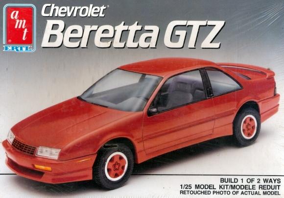 1991 chevrolet beretta gtz  1  25   fs