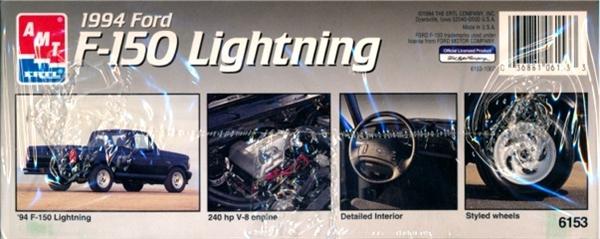 Amt on 1994 Ford Lightning