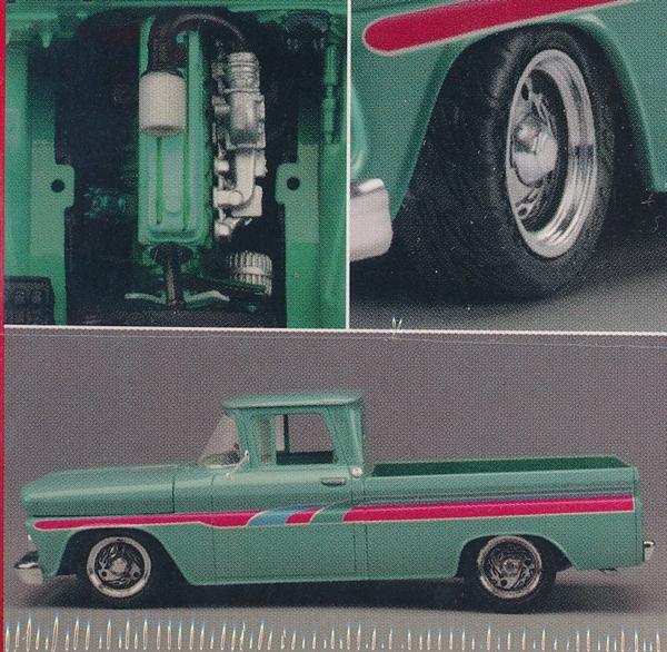1960 chevy street machine pickup  1  25   fs