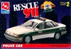 1993 Ford Taurus Police Car 'Rescue 911' (1/25) (fs)