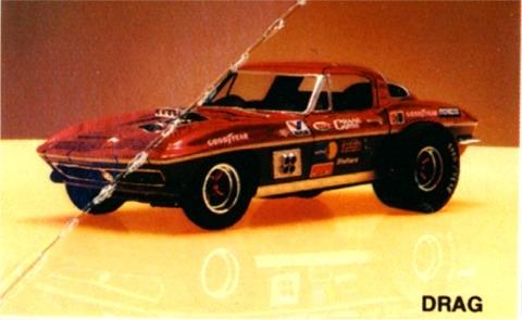 1963 Chevrolet Corvette Stingray 3 N 1 Stock Custom Or
