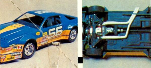 Goodyear Racing Tires >> 1983 IMSA Camaro Craig Carter's Peerless Racing (1/25) (fs)