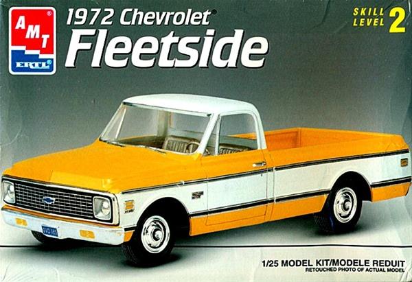 1972 chevrolet fleetside  1  25   fs