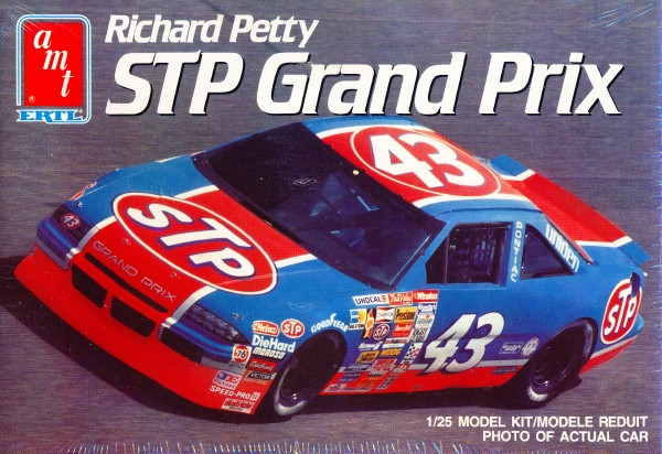 1990 Pontiac Grand Prix Stp 43 Richard Petty 1 25 Fs