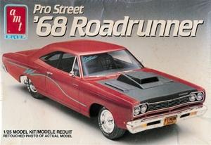 1968 Roadrunner Pro Street 1 25 Fs