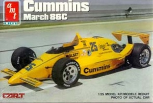 1990 March 86C/Cosworth Al Unser, Sr.  (1/25) (fs)