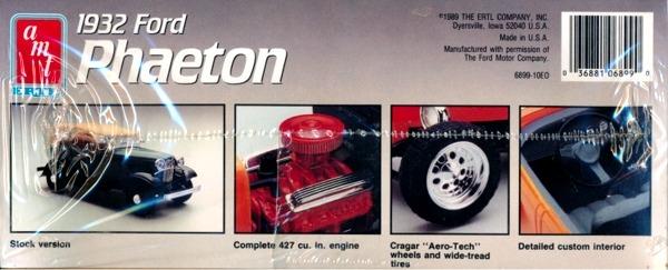 1932 Ford Phaeton 1 25 Fs