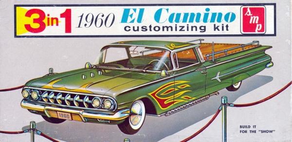 1960 Chevy El Camino Custom