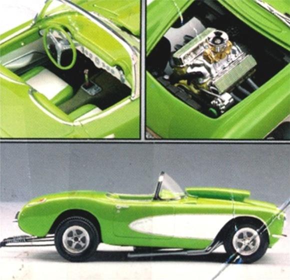 1957 chevy corvette street machine  1  25   fs