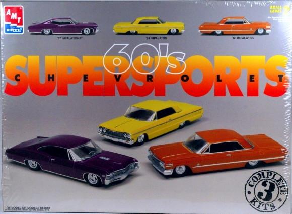 60 S Chevrolet Impala Supersports 63 64 67 1 25 Fs