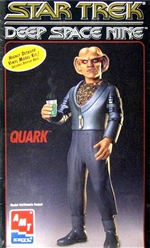 Star Trek Deep Space Nine Quark With Display Base (fs)
