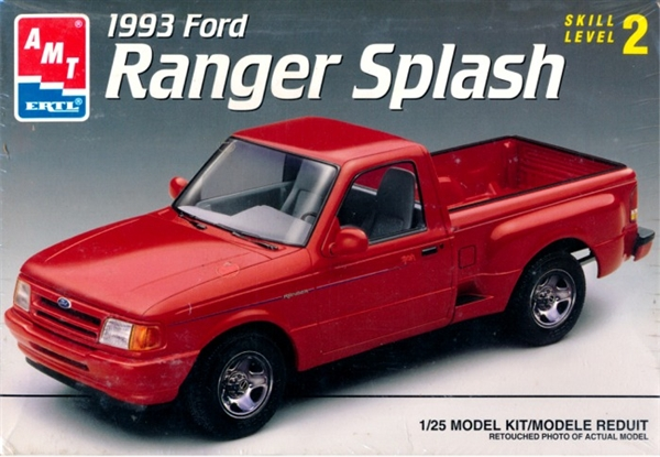 1993 Ford Ranger Splash 1 25 Fs