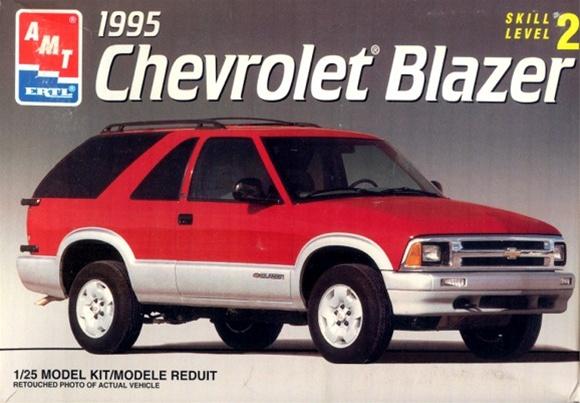 Amt Si on 1980 Chevrolet Blazer