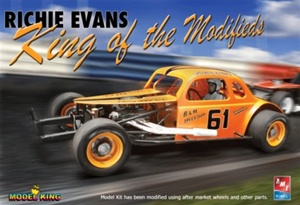 1936 Richie Evans Chevy Coupe Modified Stocker 1 25 See More Info