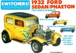 1932 Ford Sedan or Phaeton 'Switchers' (1/25) (fs)