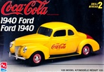 1940 Ford Coupe Coca-Cola (1/25) (fs)