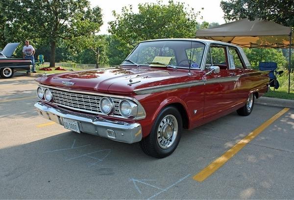 1962 ford fairlane 2 25