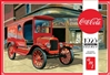 "1923 Ford ""Coca-Cola"" Model T Delivery Van (1/25) (fs)"