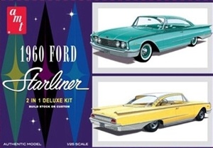 1960 Ford Starliner (2 'n 1) (1/25)  (fs)