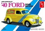 "1940 Ford ""Gene Winfield"" Sedan Delivery (2 'n1) Street or Drag (1/25) (fs)"