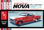 """Grumpy's Toy"" Bill Jenkin¹s 1966 Chevy Nova (3 'n 1) Drag, Stock, Street (1/25) (fs)"