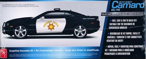 2010 Chevy Camaro Police Car 1 25 Fs