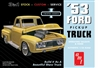 1953 Ford Pickup (1/25) (3'n1) Stock, Custom, Service (fs)