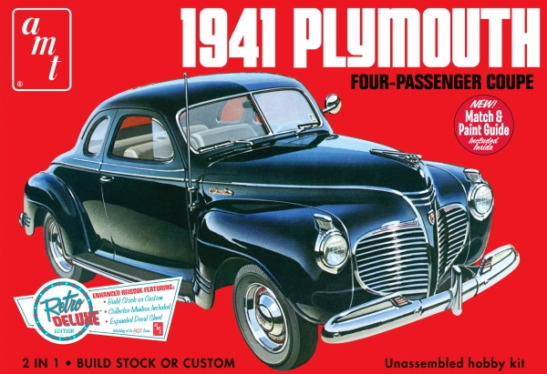 Aftermarket Auto Accessories >> 1941 Plymouth Coupe (1/25) (fs)