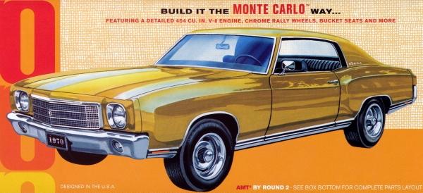 1970 Chevy Monte Carlo Ss 454 1 25 Fs